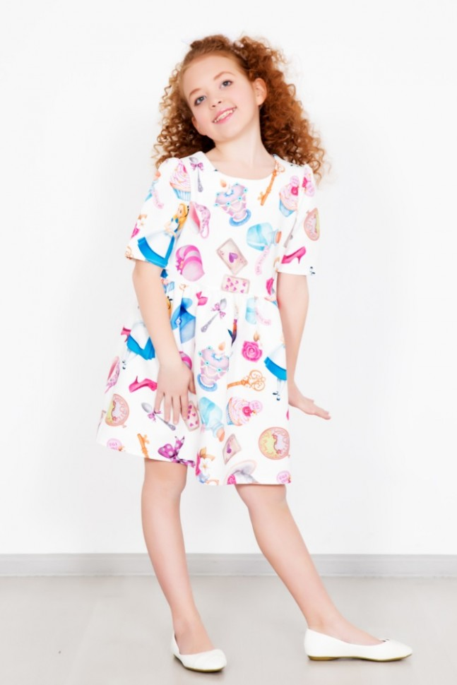 Платье детское Алиса фото
