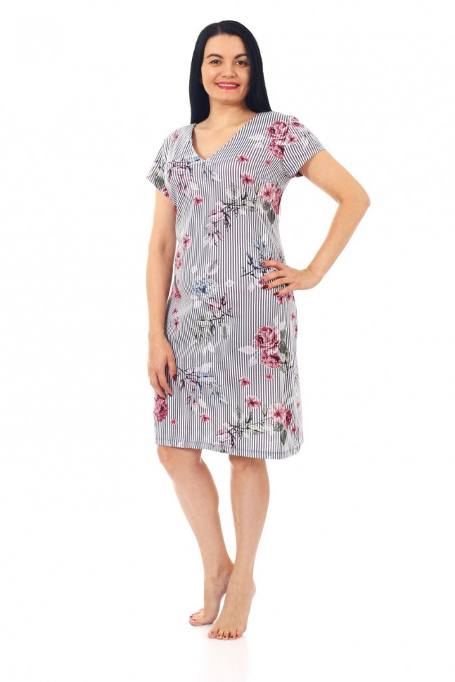 Платье трикотажное Аурелия фото
