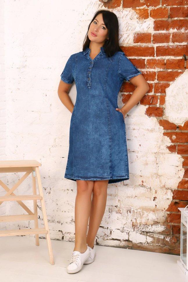 Платье джинсовое Джейн