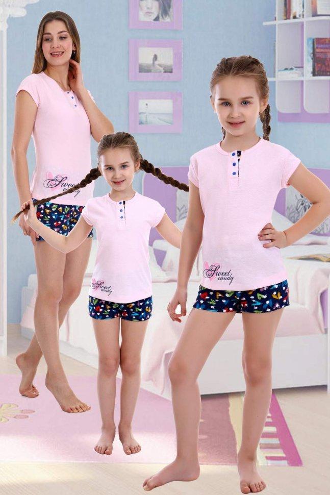 Купить Пижама детская Лакомка, Инсантрик, Пижамы