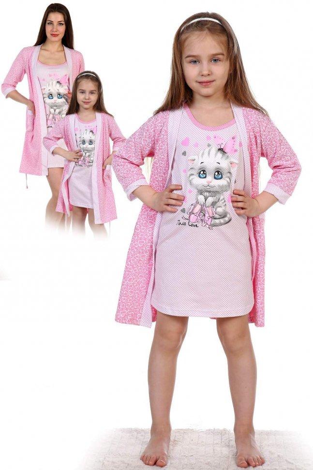 Купить Комплект детский Оля (розовый), Инсантрик, Детям
