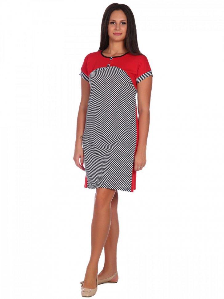 Платье трикотажное Венона фото