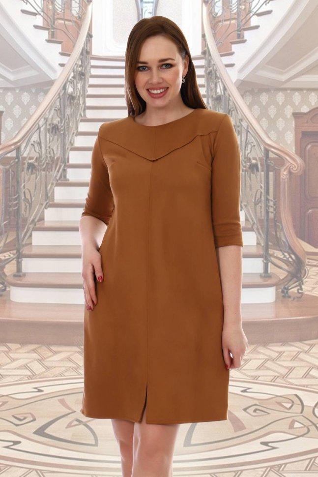 Платье замшевое Дарксайд фото