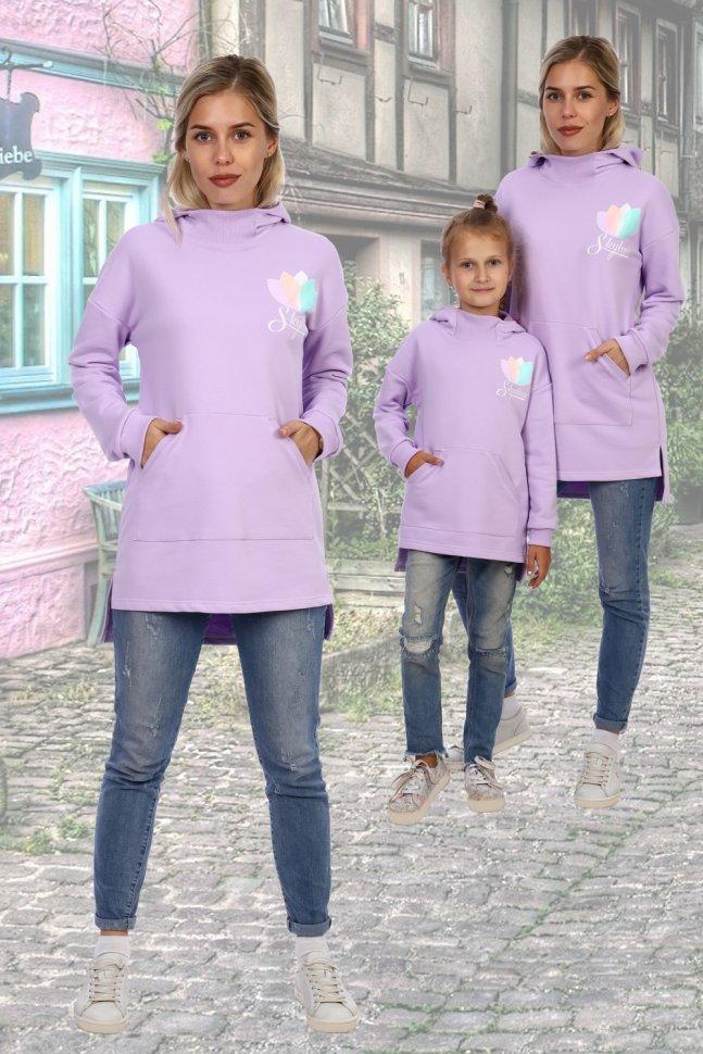Толстовка трикотажная Ульяна фото