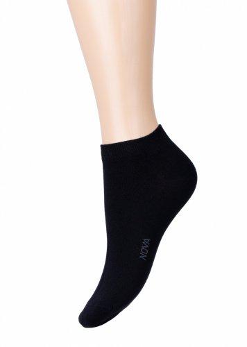 Носки женские Нова (черные) зк