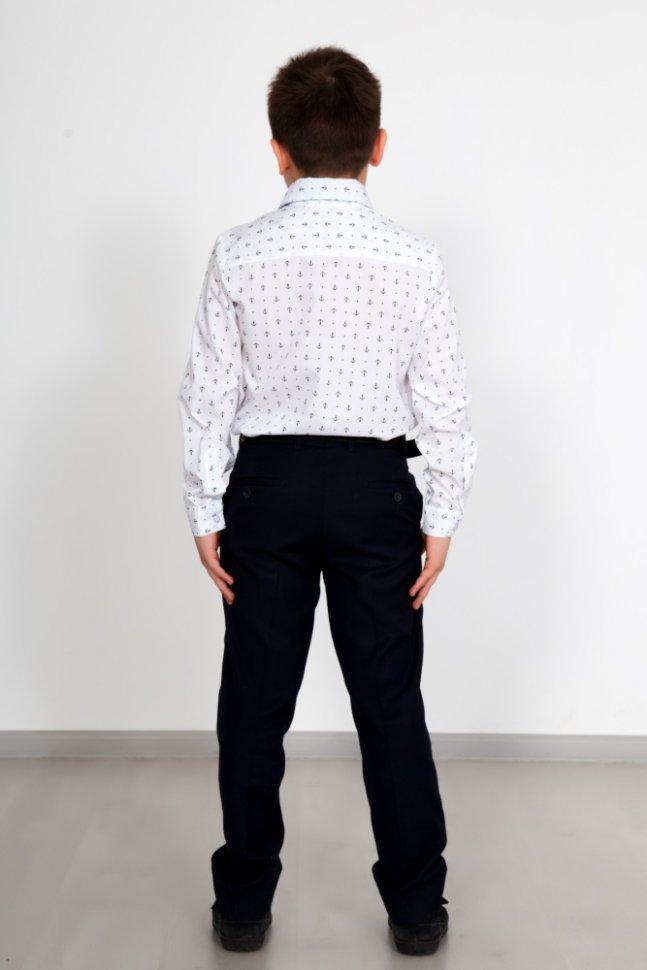 Рубашка детская Идон (белая)