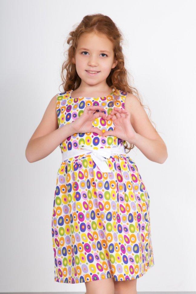 Купить Платье детское Настенька, Платья