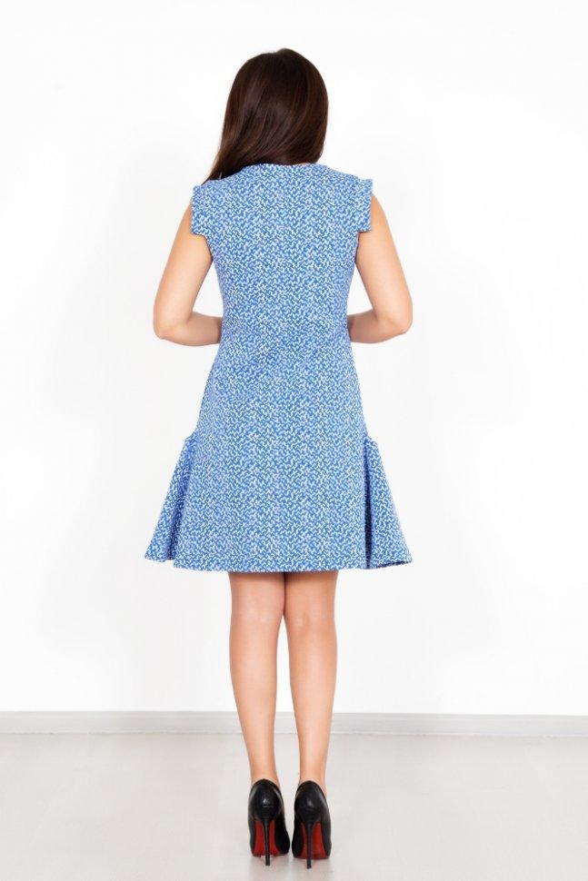 Платье трикотажное Ида
