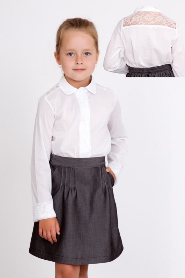 Рубашка детская АнгелинаРубашки<br><br>