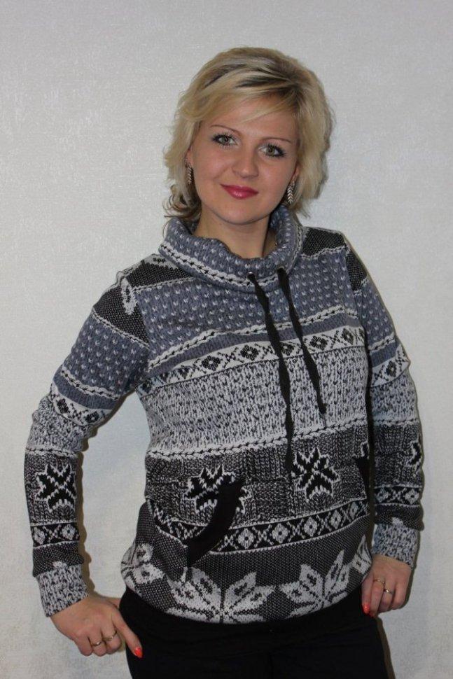 Купить со скидкой Толстовка трикотажная Регана
