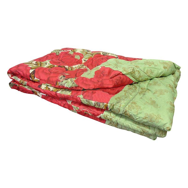 Одеяло ватное 1,5-сп. с чехлом из полиэстераОдеяла<br><br>