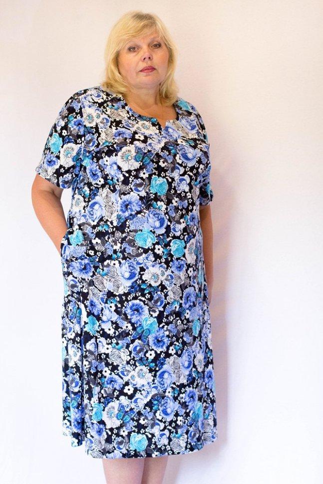 Платье трикотажное Клариса