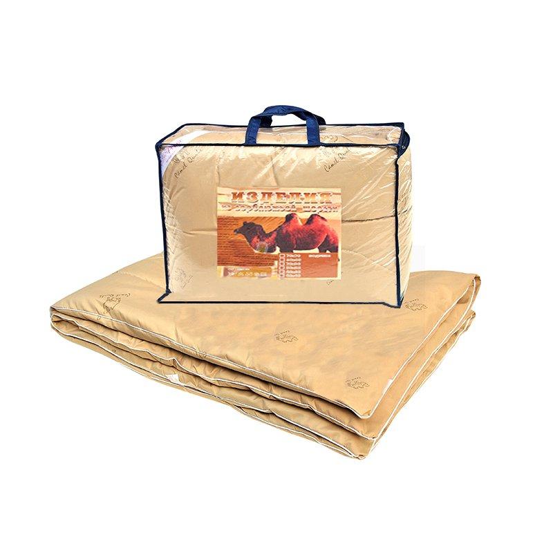 Одеяло верблюд 1,5-сп. с чехлом из тикаОдеяла<br><br>