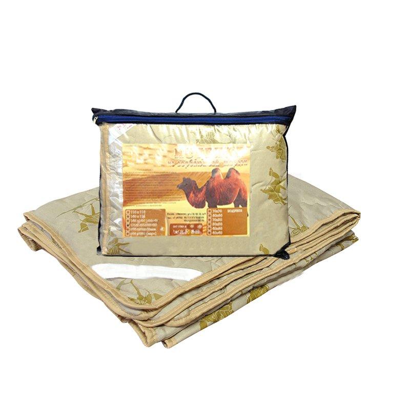 Одеяло верблюд 2-сп. с чехлом из полиэстераОдеяла<br><br>