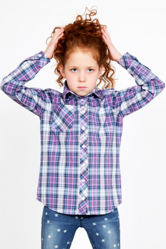 Рубашка детская НинаРубашки<br><br>