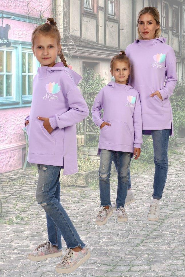Толстовка детская Гарфилд